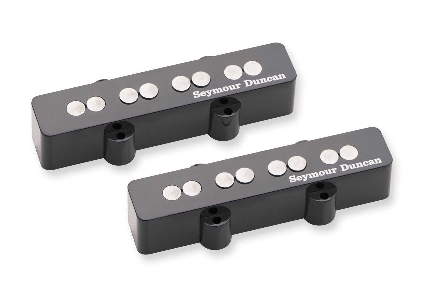 Quarter-Pound Jazz Bass Pickup Set