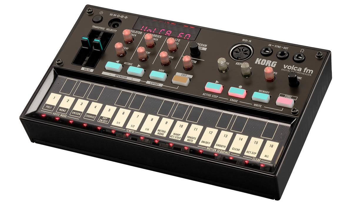 Polyphonic Digital Synthesizer