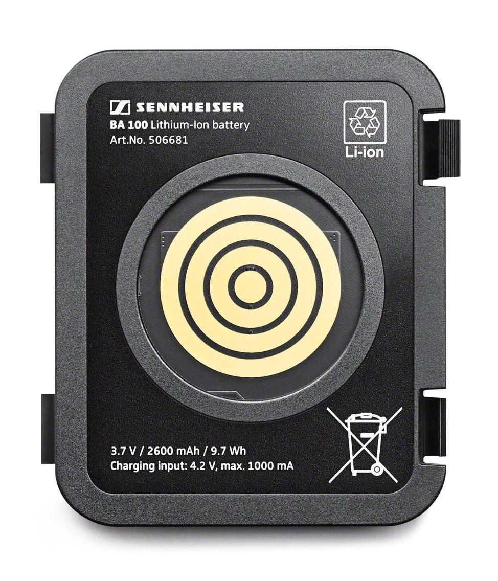 Battery for TC-W sattelite