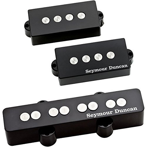 Quarter Pound Bass PJ Set Pickup