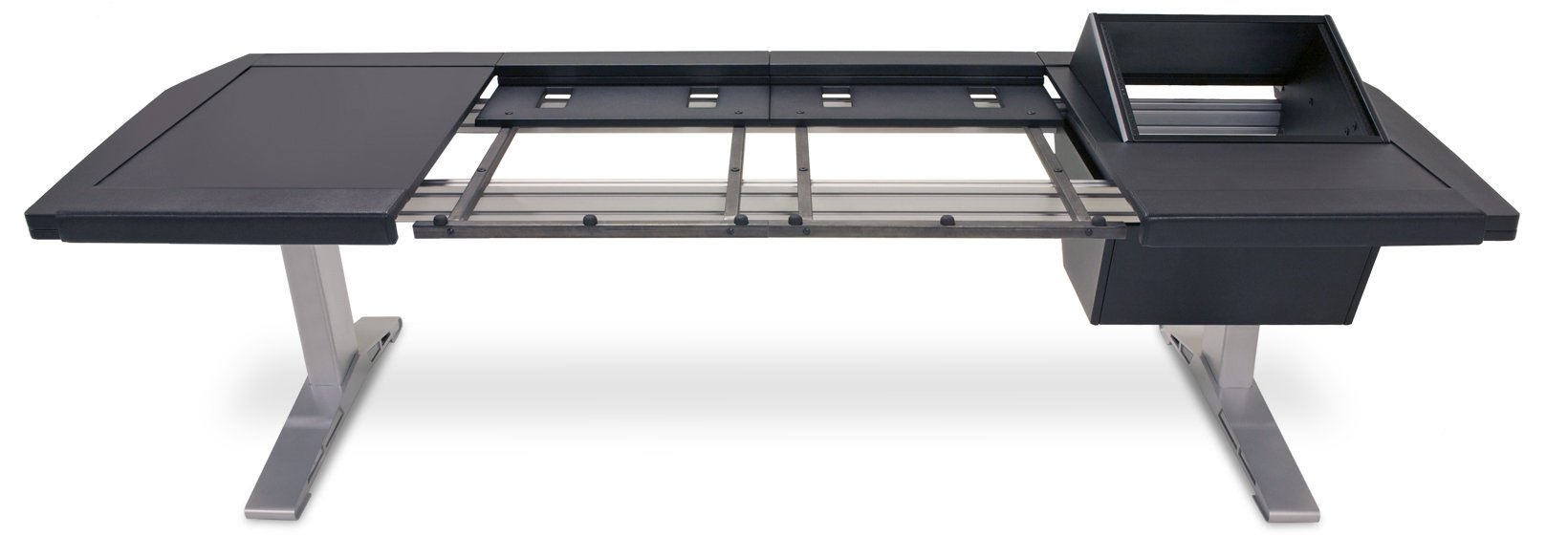 Console Frame with 8RU Rack, for AVID M10 or M40 Systems