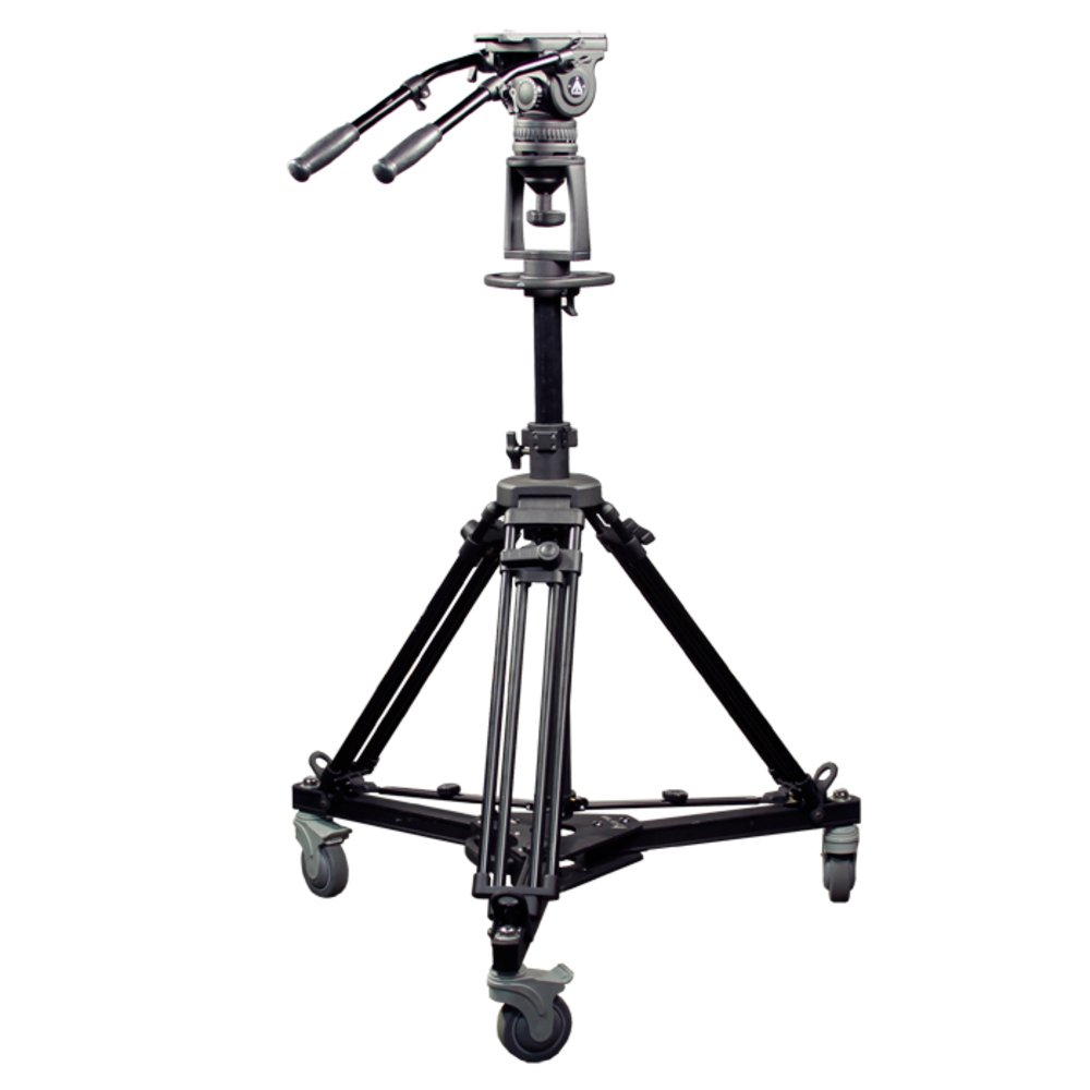 EI-7902-A Pedestal includes AT7902 Base/Dolly & 7103H Head