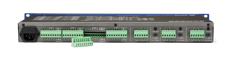 4-Input 4-Zone Stero Mixer