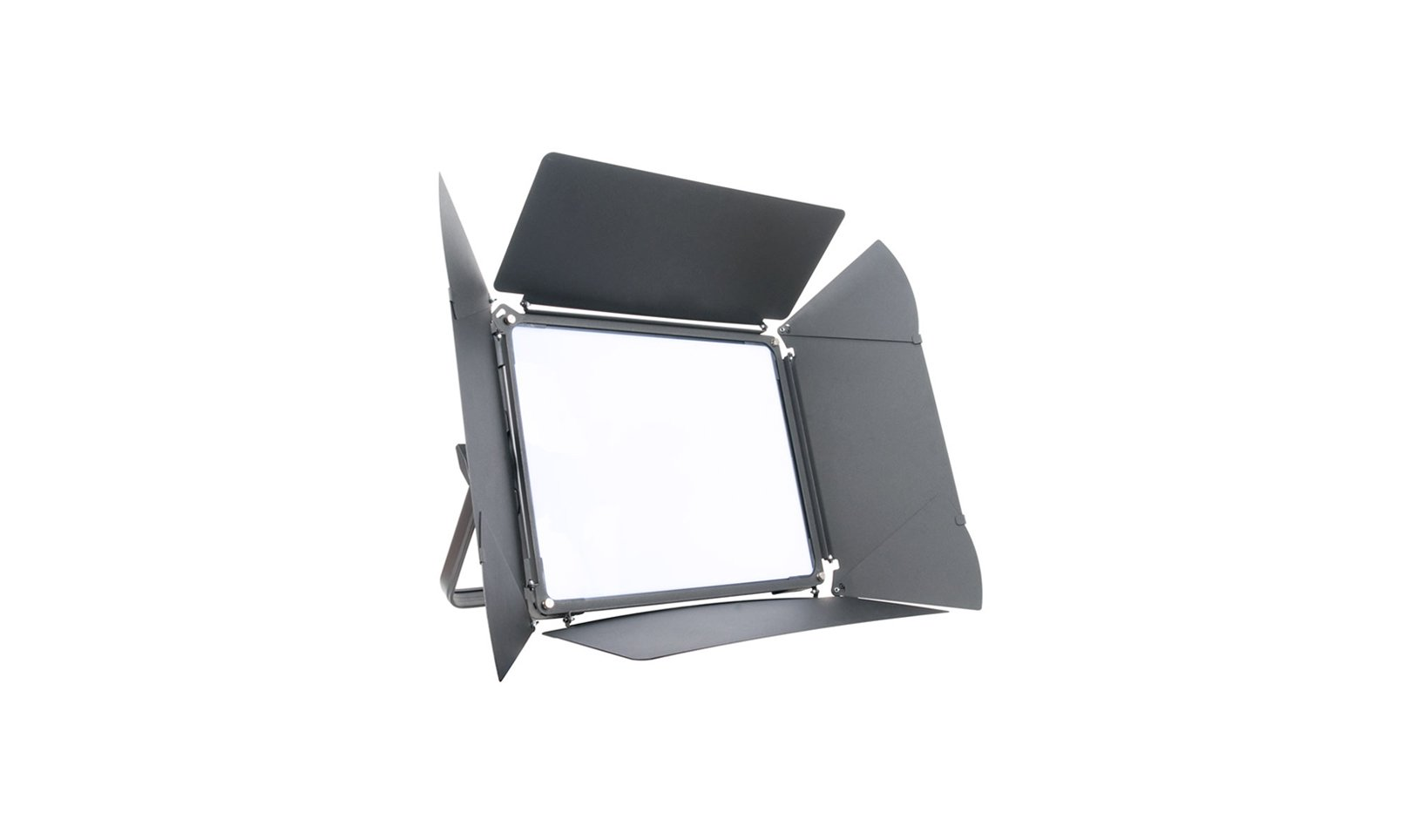 100W Dynamic White Softlight, 3K-6K with Barndoors
