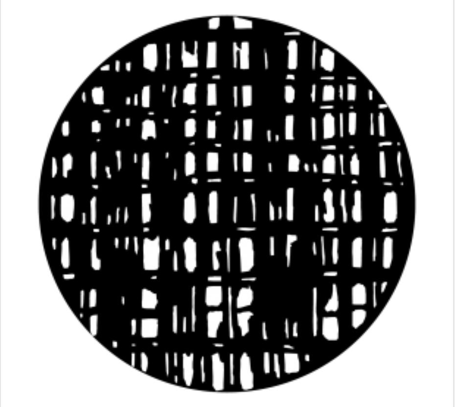 Cloth Woven Steel Gobo