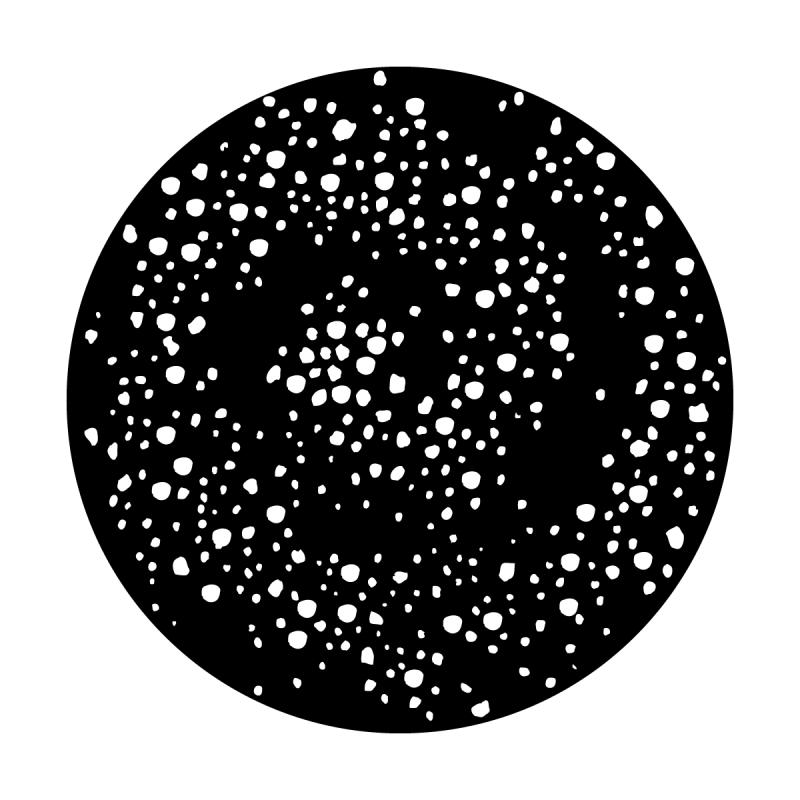 Dense Nebula Steel Gobo