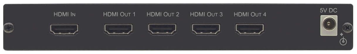 1:4 4K UHD HDMI Distribution Amplifier