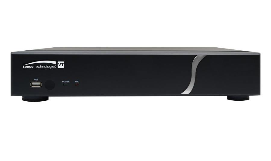 16 Channel 1080p TVI DVR 4TB