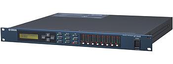 Digital Speaker Processor F/IF 2x6