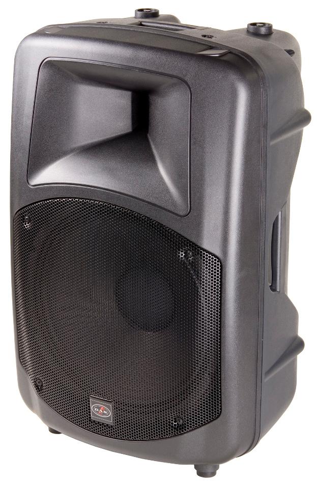 """15"""" 1400W Peak Passive Loudspeaker"""
