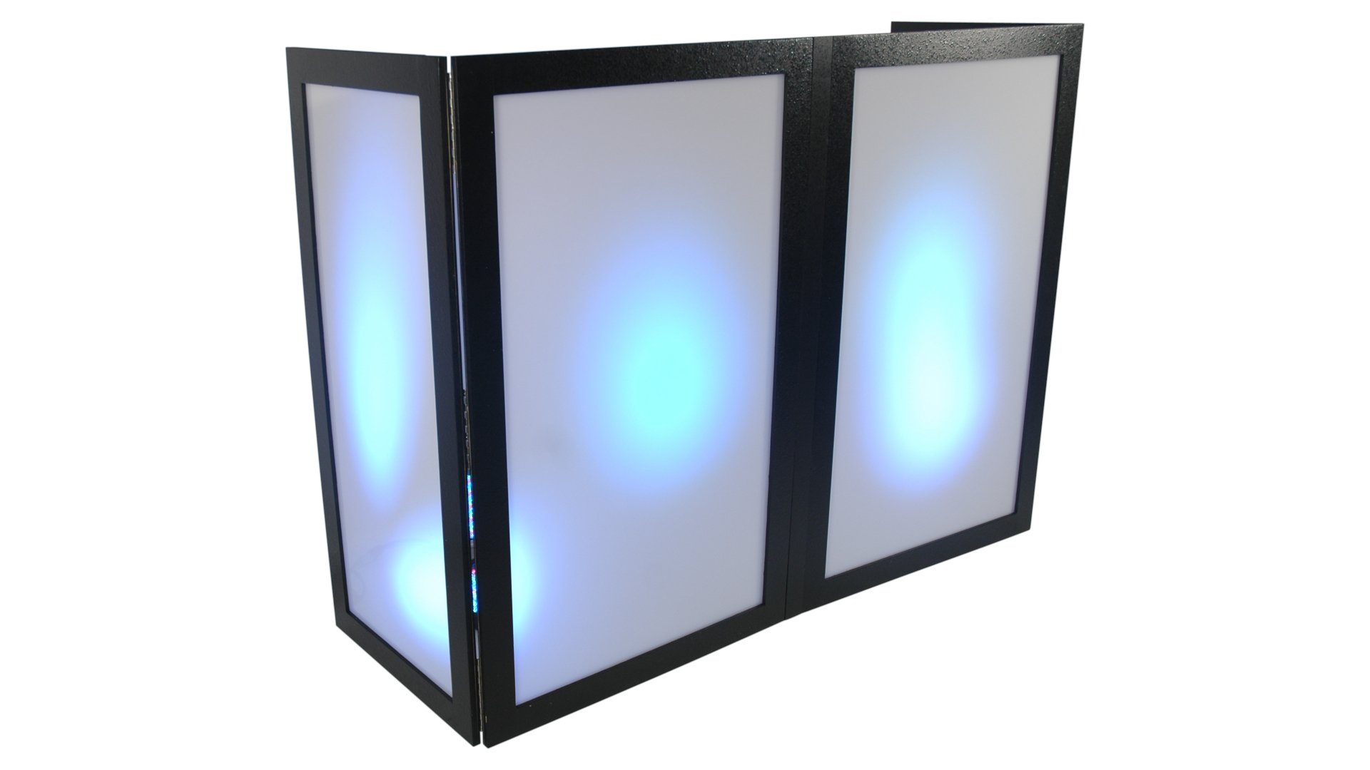 Plastic Facade with Black Frame