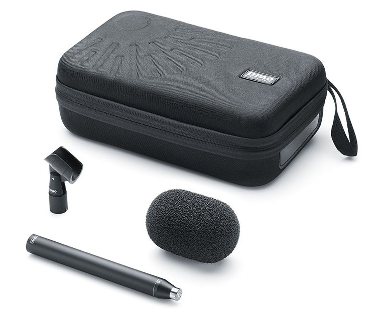 d:dicate™ Omnidirectional Microphone, 12 mm