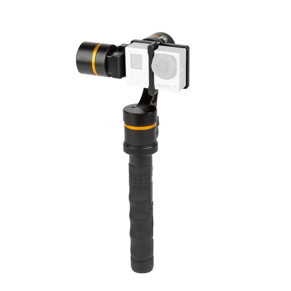 3-Axis GoPro Gimbal Stabilizer