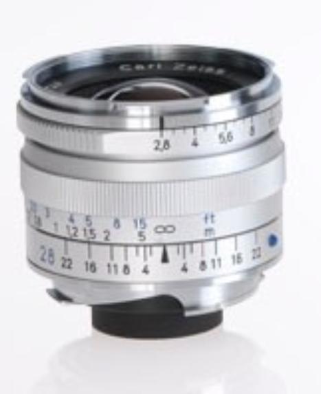 Silver Biogon T* 2.8/28 ZM Lens