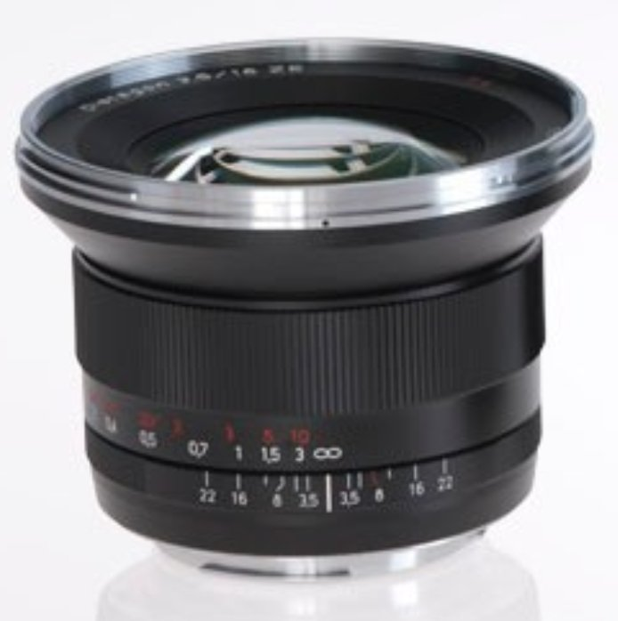 Distagon T* 3.5/18 ZE Lens