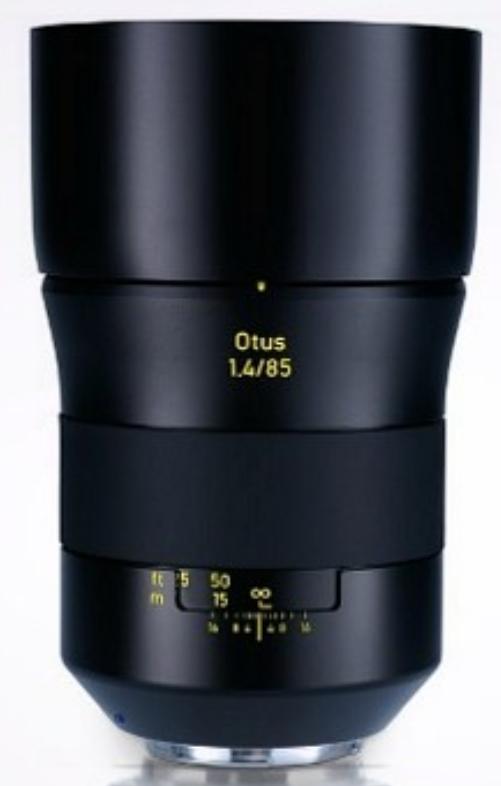 Otus 1.4/85 ZE Lens