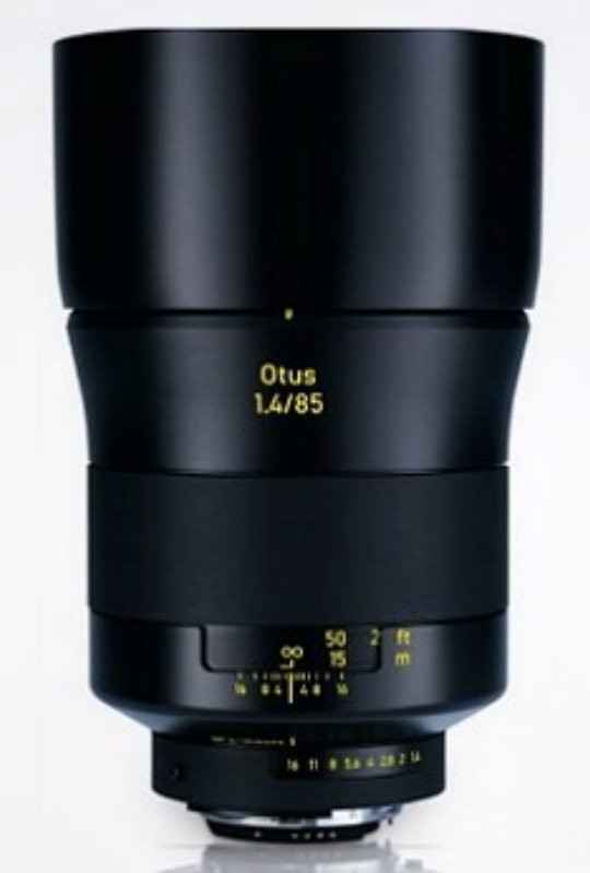 Otus 1.4/85 ZF.2 Lens