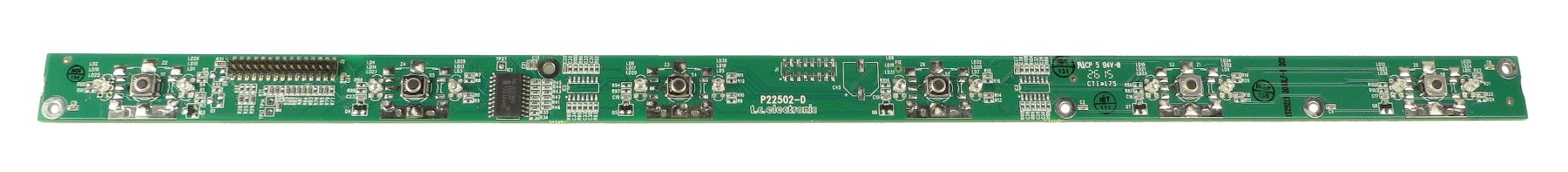 Lower Switch PCB Assembly for G-System