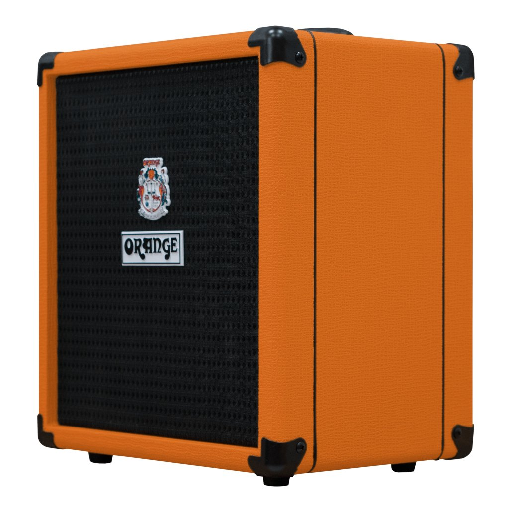 orange amplification crush bass 25 bass amp 25w full compass. Black Bedroom Furniture Sets. Home Design Ideas