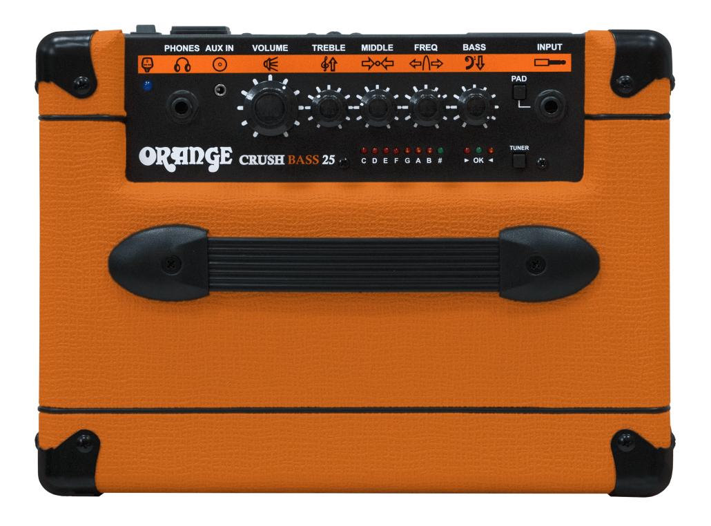 Bass Amp, 25W