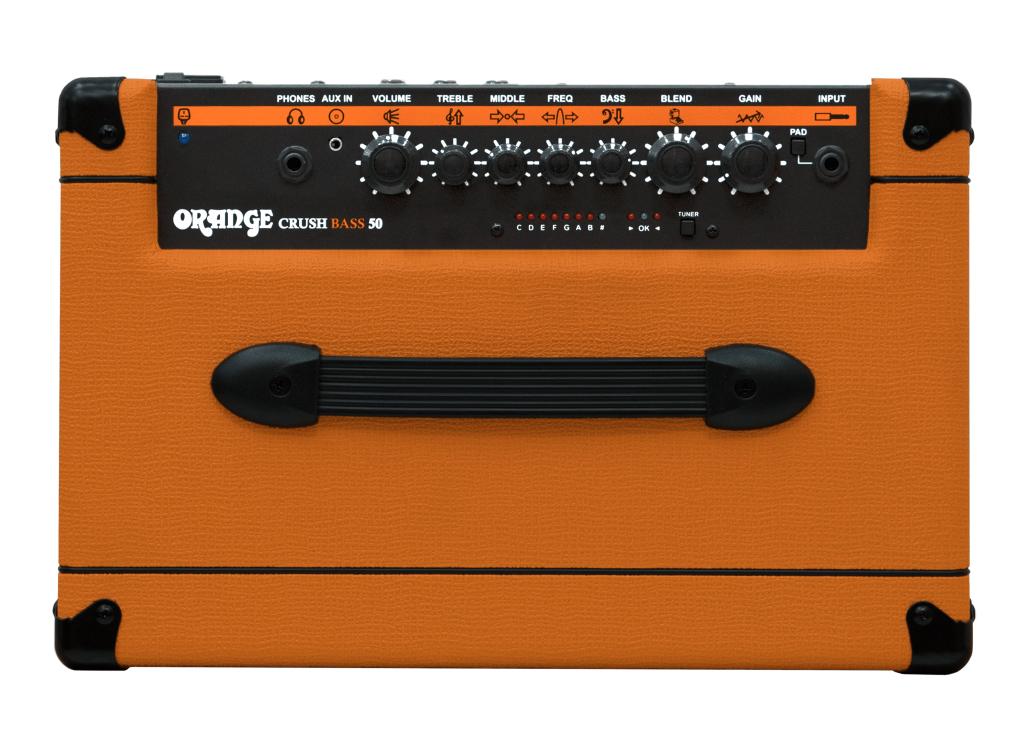 Bass Amp, 50W