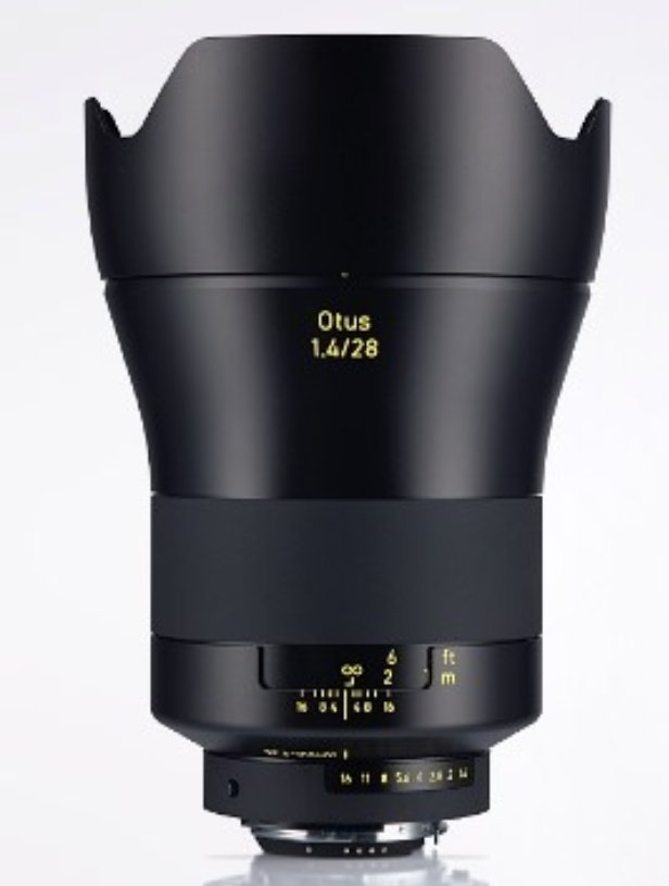 Otus 1.4/28 ZF.2 Lens