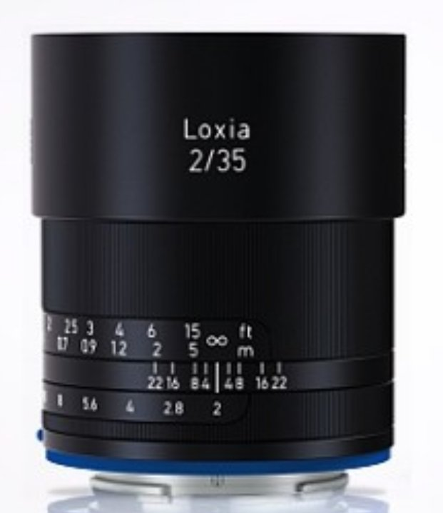 Loxia 2/35 Lens