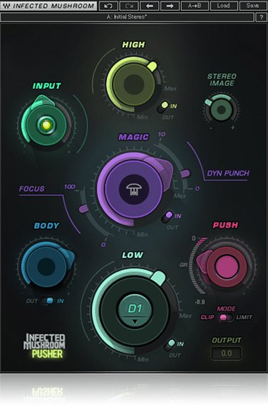 Multiband Sonic Enhancer and Limiter/Clipper Plugin