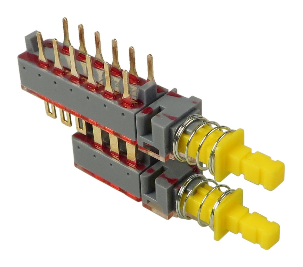 Dual P.C.MNT RES EFX switch for Supreme Transtube