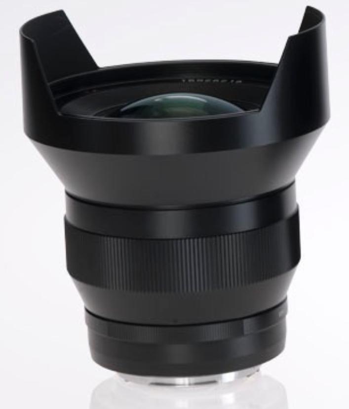 Distagon T* 2.8/15 ZE Lens