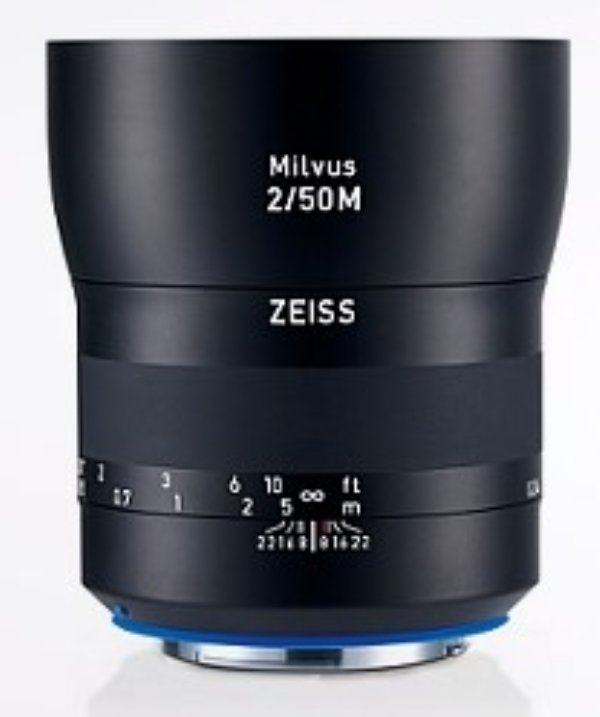 Milvus 2/50M ZE Lens