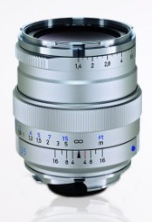 Silver Distagon T* 1.4/35 ZM Lens