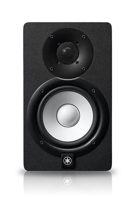 Yamaha HS5I  Bi-Amplified Monitor Speaker, Black HS5I
