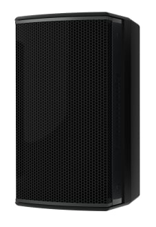 6.5-Inch Two-Way, 100 x 100 Installation Loudspeaker, For Indoor Use, Black