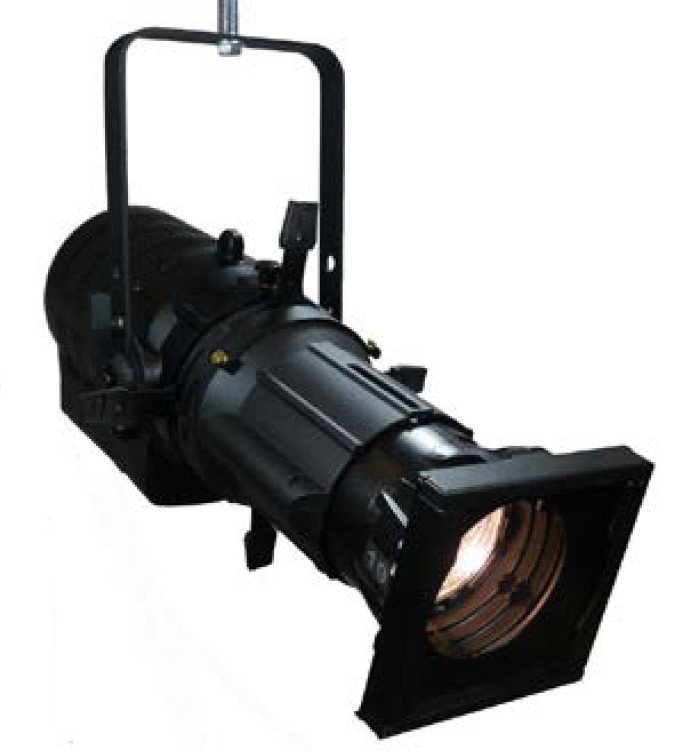 10° RGBW LED Ellipsoidal