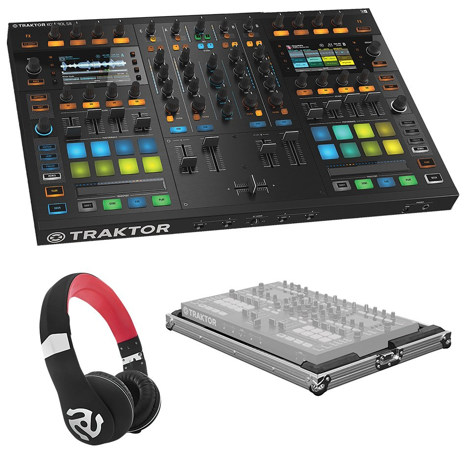 DJ Bundle with Traktor Kontrol S8 and HF325