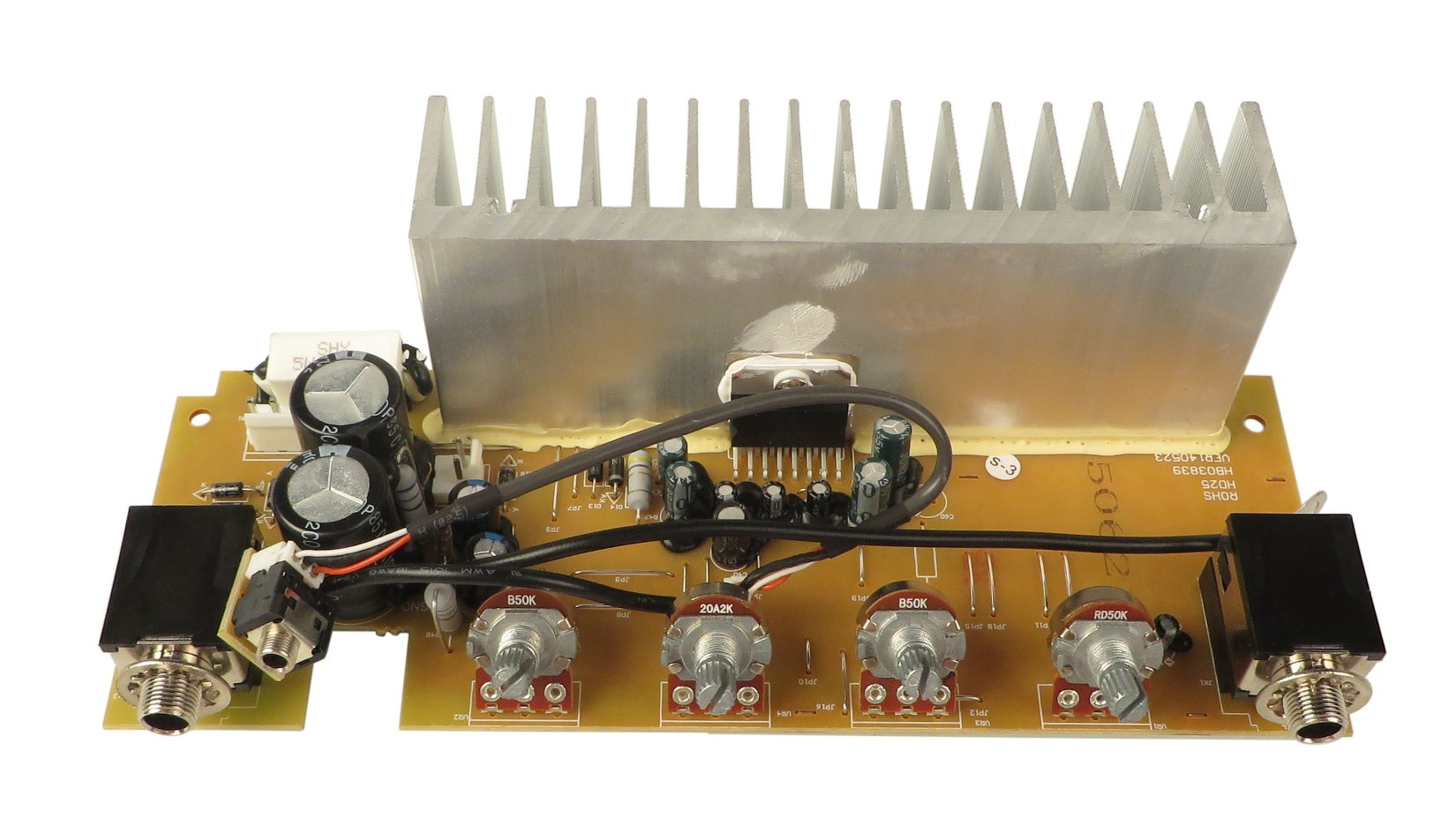 Amp PCB Assembly for HD50