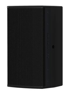 8-inch Two-Way Installation Loudspeaker, Indoor, Black