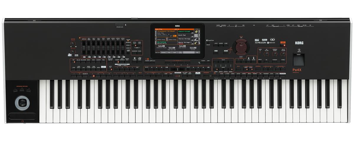 76-Key Professional Arranger Keyboard