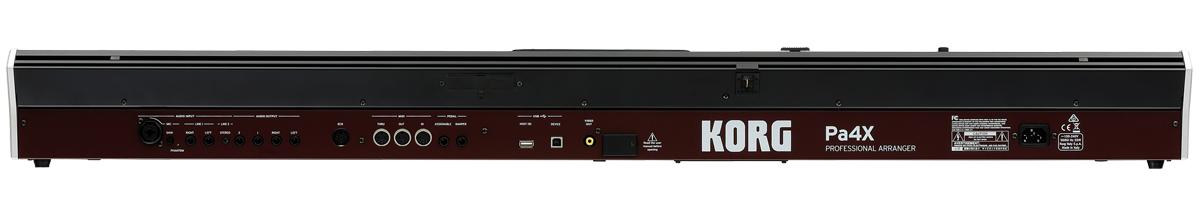 Pa4X ORIENTAL 76-Key Professional Arranger Keyboard by Korg