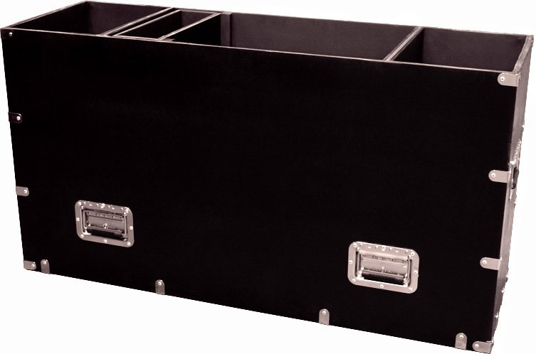 IntelliStage IS4X4AC [RESTOCK ITEM] Accessory Case (for IS4X4CB Caster Board System) IS4X4AC-RST-01