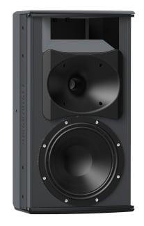 8-Inch Two-Way Weather-Resistant Loudspeaker, Grey
