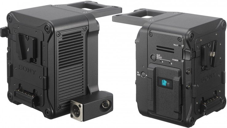 4K RAW Recorder for PMWF5 & F55
