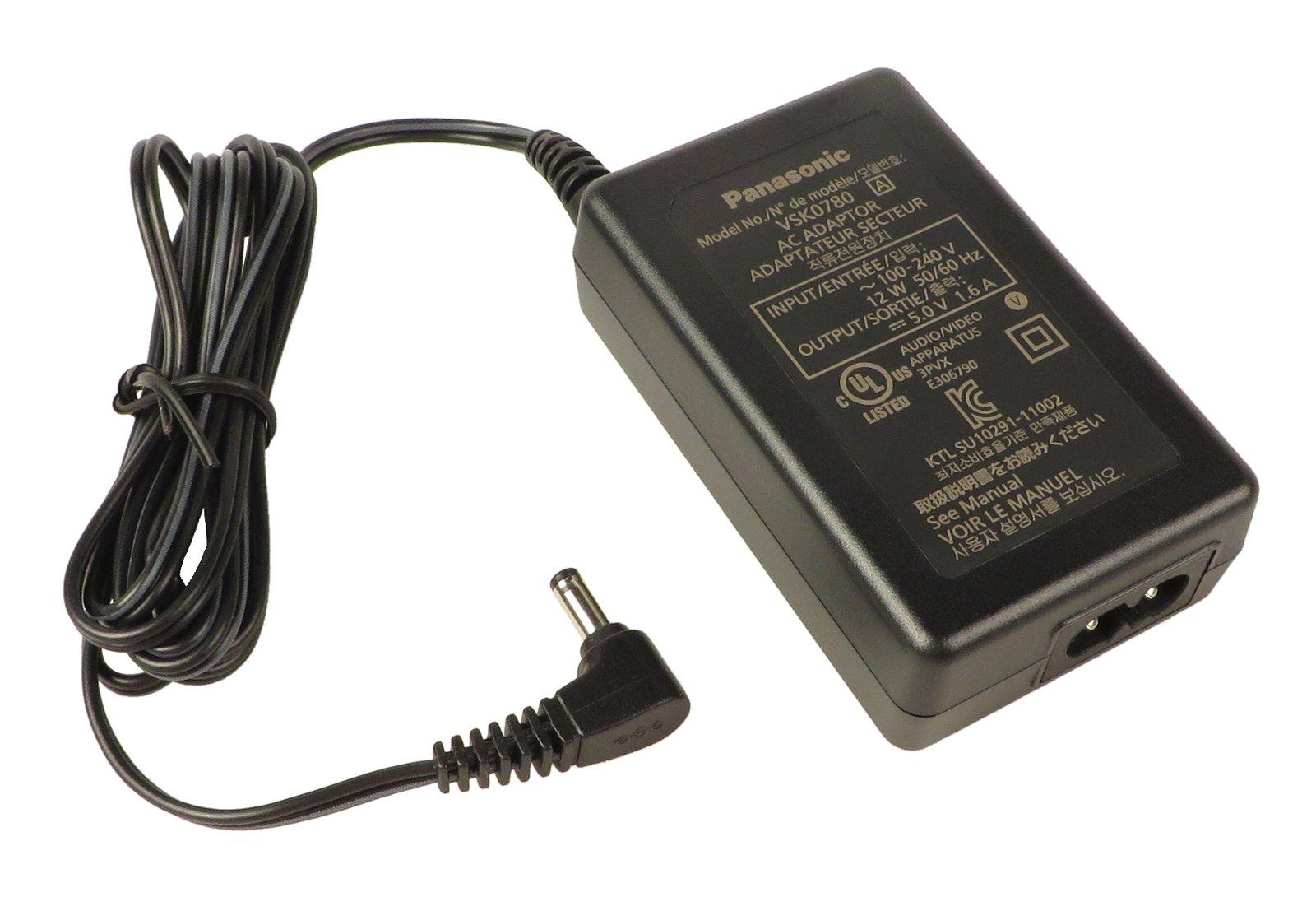 OMNIHIL 2-Port USB Car Charger w//Cord Compatible with Panasonic HC-V720 HC-V720GK HC-V720EB-K HC-V720K HC-V720EB