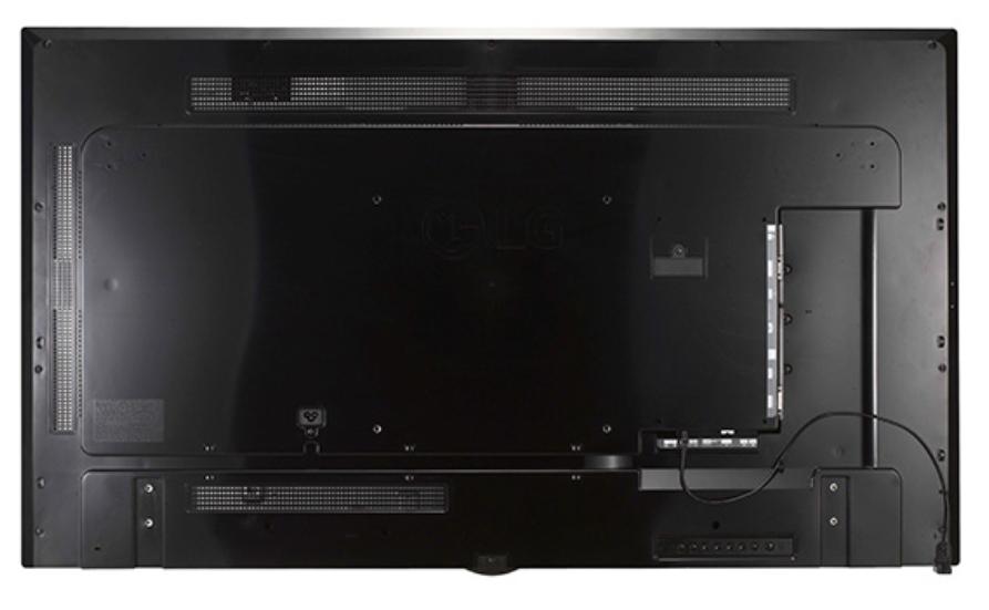 "55"" Ultra HD LED signage display"