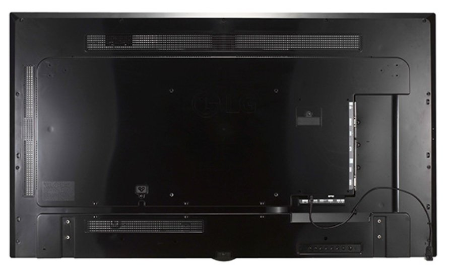 "65"" Ultra HD LED signage display"