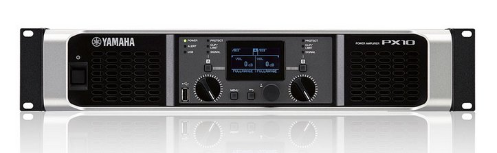 Dual-channel Power Amplifier