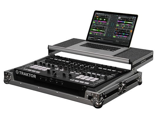 Flight Zone Glide Style Series Case for Native Insturments Traktor Kontrol S8