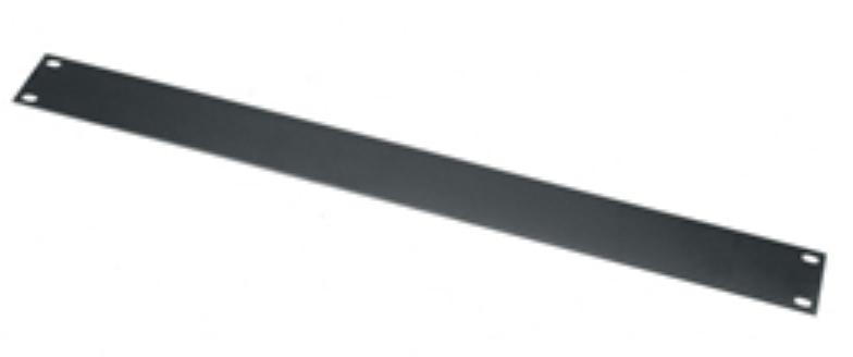 "1 Space 1.75"" Econo Blank Rack Panel-Flat"