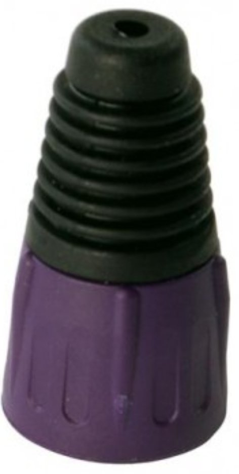 Violet Bushing for XLR Connectors